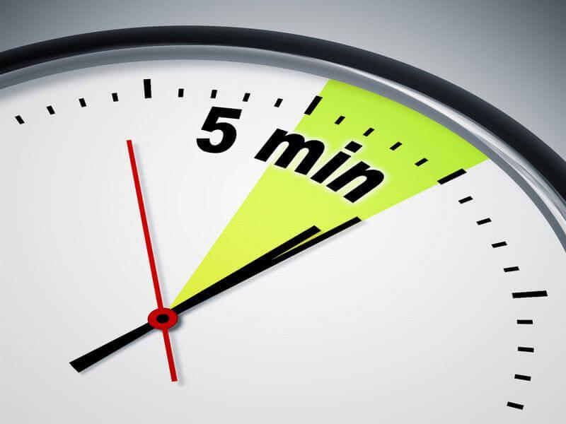 ADHDの生活を変える「5秒の法則」の使い方