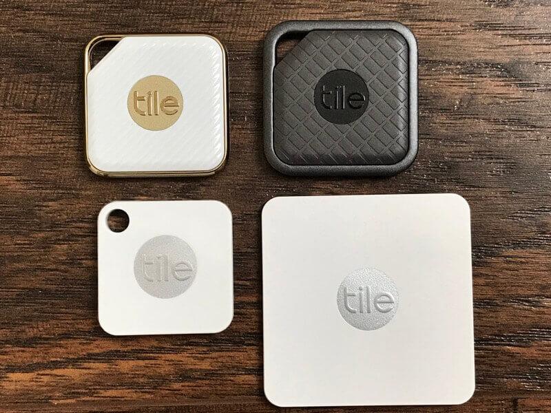 Tileの電池について