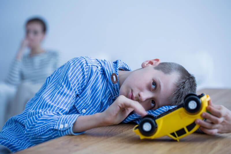 ADHDの二次障害④発達障害